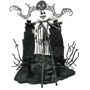 [Nightmare Before Christmas: Select Action Figures: Jack Skellington (Product Image)]