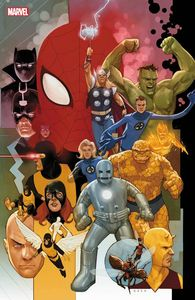 [Avengers #12 (Noto Marvel 80th Variant) (Product Image)]
