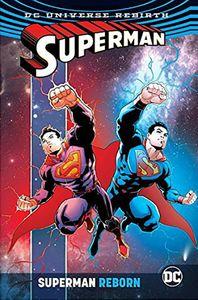 [Superman: Reborn (Rebirth) (Hardcover) (Product Image)]
