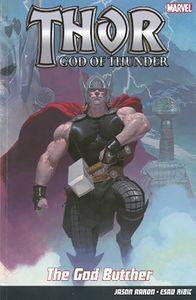 [Thor: God Of Thunder: Volume 1: God Butcher (Signed UK Edition) (Product Image)]