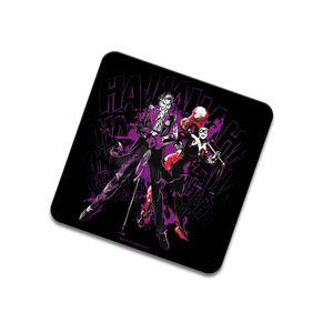 [Batman: Coaster: Purple Harley & Joker (Product Image)]