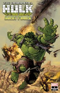 [Immortal Hulk: Great Power #1 (Fiumara Variant) (Product Image)]