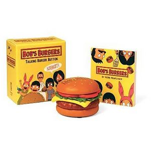 [Bob's Burgers Talking Burger Button Kit (Product Image)]