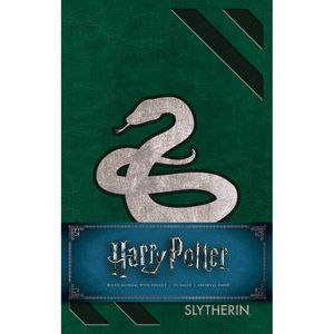 [Harry Potter: Ruled Journal: Slytherin (Hardcover) (Product Image)]