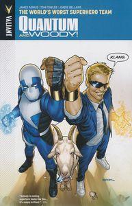 [Quantum & Woody: Volume 1: The World's Worst Superhero Team (Product Image)]
