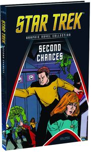 [Star Trek: Graphic Novel Collection: Volume 85: The Next Generation: Second Chances (Product Image)]