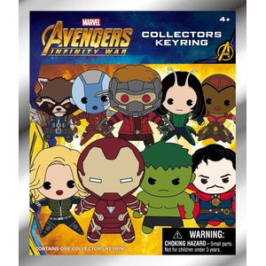 [Avengers: Infinity War: 3D Figural Keychains (Product Image)]