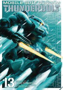 [Mobile Suit Gundam: Thunderbolt: Volume 13 (Product Image)]