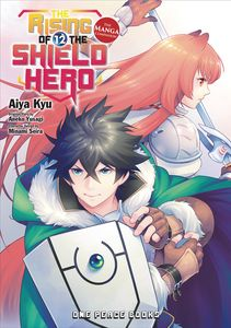 [The Rising Of The Shield Hero: Volume 12: The Manga Companion (Product Image)]