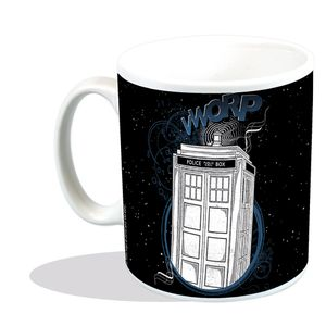 [Doctor Who: Mug: Bad Wolf (Product Image)]