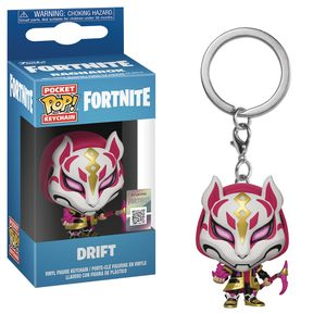 [Fortnite: Pocket Pop! Vinyl Keychain: Drift (Product Image)]