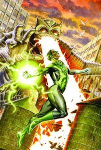 [The Green Lantern: Season Two #10 (J.G. Jones Variant) (Product Image)]