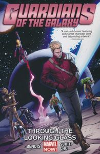 [Guardians Of The Galaxy: Volume 5: Through The Looking Glass (Product Image)]