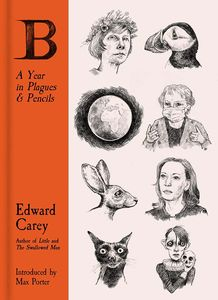 [B: A Year In Plagues & Pencils (Hardcover) (Product Image)]