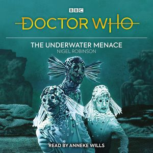 [Doctor Who: The Underwater Menace (Product Image)]