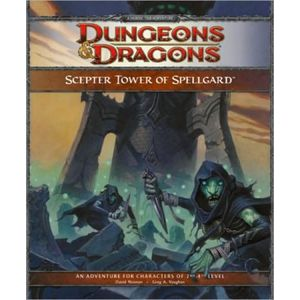 [Dungeons & Dragons: Forgotten Realms: Scepter Tower Of Spellgard (4th Edition) (Product Image)]