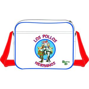 [Breaking Bad: Messenger Bag: Los Pollos Hermanos (Product Image)]