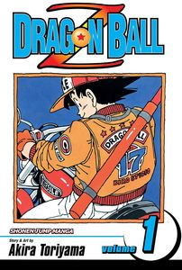 [Dragon Ball Z: Volume 1 (Product Image)]
