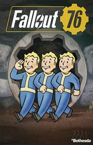 [Fallout 76: Official Collectors Edition Guide (Hardcover) (Product Image)]