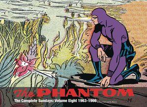 [The Phantom: Complete Sundays: Volume 8: 1963-1966 (Hardcover) (Product Image)]