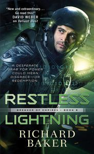 [Breaker Of Empires: Book 2: Restless Lightning (Product Image)]