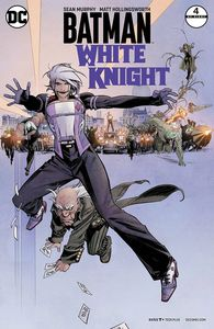 [Batman: White Knight #4 (Variant Edition) (Product Image)]