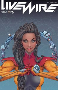 [Livewire #6 (Cover A Rocafort) (Product Image)]