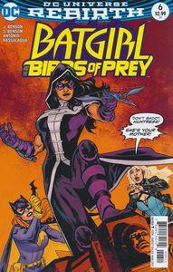 [Batgirl & The Birds Of Prey #6 (Product Image)]