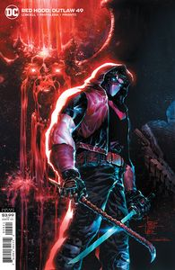 [Red Hood: Outlaw #49 (Variant Edition) (Product Image)]