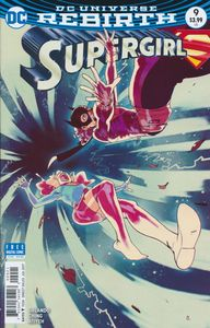[Supergirl #9 (Variant Edition) (Product Image)]