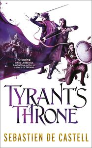 [The Greatcoats: Book 4: Tyrant's Throne (Product Image)]