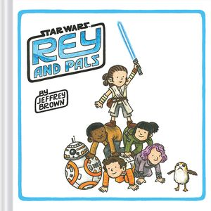[Star Wars: Rey & Pals (Hardcover) (Product Image)]