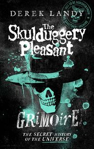[The Skulduggery Pleasant Grimoire (Hardcover) (Product Image)]