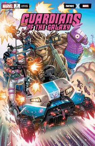 [Guardians Of The Galaxy #7 (Garron Fortnite Variant) (Product Image)]