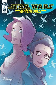 [Star Wars Adventures #25 (Simone Variant) (Product Image)]