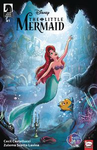 [Disney: The Little Mermaid #1 (Product Image)]