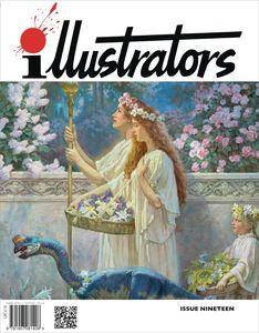 [Illustrators Magazine #19 (Product Image)]