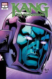 [Kang: The Conqueror #1 (Nauck Headshot Variant) (Product Image)]
