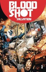 [Bloodshot: Salvation #3 (Cover C Battle Damaged Anacleto) (Product Image)]