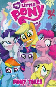 [My Little Pony Tales: Volume 1 (Product Image)]
