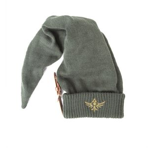 [Legend Of Zelda: Pointy Beanie With Buckle (Product Image)]