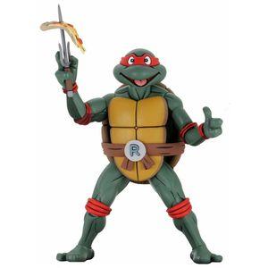 [Teenage Mutant Ninja Turtles: Action Figure: Cartoon Raphael (Product Image)]
