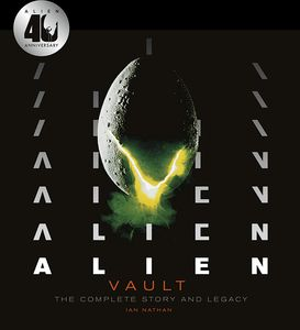[Alien Vault: The Definitive Story Behind The Film (Hardcover) (Product Image)]