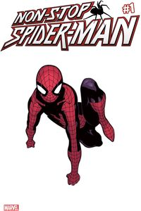 [Non-Stop Spider-Man #1 (Die Cut Variant) (Product Image)]