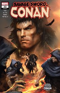 [Savage Sword Of Conan #12 (Product Image)]