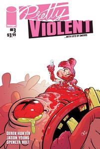[Pretty Violent #3 (Product Image)]