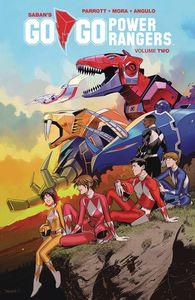[Go Go Power Rangers: Volume 2 (Product Image)]