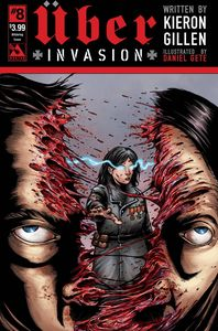[Uber: Invasion #8 (Blitzkreig Cover) (Product Image)]