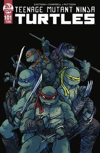 [Teenage Mutant Ninja Turtles: Ongoing #101 (2nd Printing) (Product Image)]