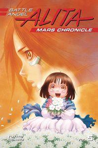 [Battle Angel Alita Mars Chronicle: Volume 5 (Product Image)]
